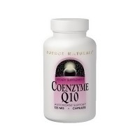 Source Naturals Coenzyme Q10 125 mg capsules, Antioxidant support - 60 ea