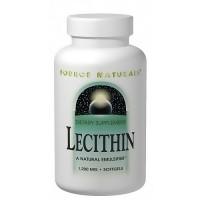Source Naturals Lecithin 1,200 mg softgels - 200 ea