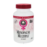 Source Naturals Menopause multiple tablets - 120 ea