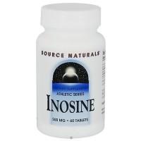Source Naturals Inosine 500 mg tablets - 60 ea