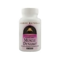 Source Naturals Muscle dynamo tablets - 60 ea