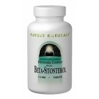 Source Naturals Beta Sitosterol 113 mg tablets - 90 ea