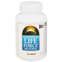 Source Naturals Life Force multiple energy activator tablets - 30 ea