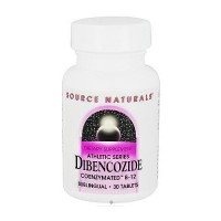 Source Naturals Dibencozide vitamin B-12 10 mg tablets - 30 ea