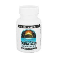 Source Naturals Dibencozide vitamin B-12 10 mg tablets - 60 ea