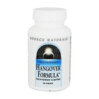 Source Naturals Hangover formula multi nutrient complex tablets, 30 ea