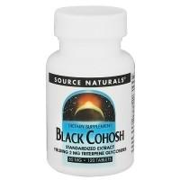 Source Naturals Black Cohosh 80 mg tablets - 120 ea
