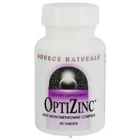 Source Naturals Optizinc 30mg tablets - 60 ea