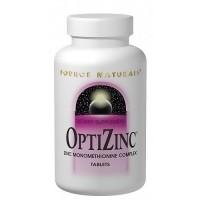 Source Naturals Optizinc zinc monomethionine complex tablets - 120 ea
