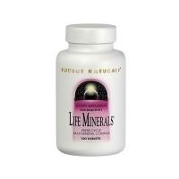 Source Naturals Life minerals complex tablets - 120 ea