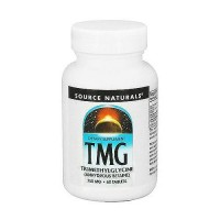 Source Naturals TMG Trimethylglycine 750 mg tablets - 60 ea