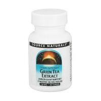 Green tea extract 100 mg antioxidant support tablets - 60 ea