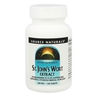 Source Naturals St Johns Wort Extract 300 mg - 120 Tablets