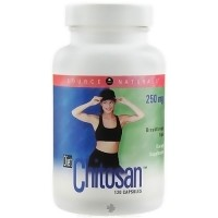 Source Naturals Diet Chitosan 250 mg capsules picture label - 120 ea