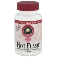 Source Naturals Eternal woman hot flash tablets for menopause health - 45 ea
