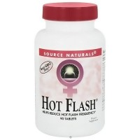Eternal woman hot flash frequency tablets by Source Naturals, 90 ea