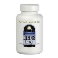 Source Naturals Bilberry Extract 50 mg tablets - 30 ea