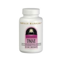 Source Naturals DMAE 351 mg tablets - 200 ea