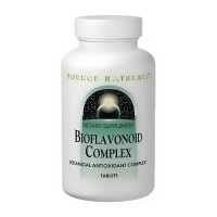 Source Naturals Bioflavonoid botanical antioxidant complex tablets - 30 ea