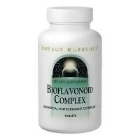 Source Naturals Bioflavonoid botanical antioxidant complex tablets - 60 ea