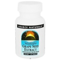 Source Naturals Proanthodyn grape seed extract 100 mg tablets - 60 ea