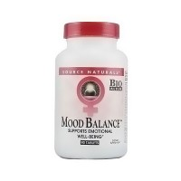 Source Naturals Mood balance tablets - 90 ea