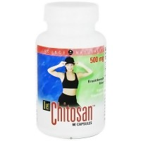 Source Naturals Diet Chitosan 500 mg capsules - 60 ea