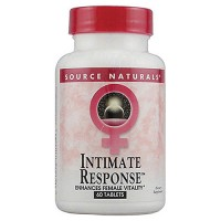 Source Naturals Intimate response tablets - 60 ea