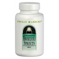 Source Naturals Broccoli Sprouts standardized extract tablets - 30 ea