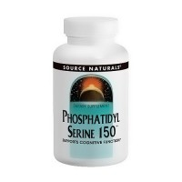 Phosphatidyl serine 150 mg capsules supports cognitive function, 30 ea