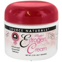 Source Naturals Phyto estrogen cream - 2 oz