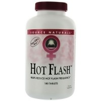 Eternal woman hot flash tablets to support menopause - 180 ea