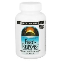 Source Naturals Fibro response tablets - 45 ea
