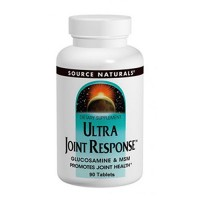 Source naturals ultra joint response tablets - 90 ea