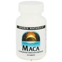 Source Naturals MACA 250 mg tablets - 30 ea
