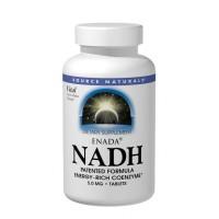Source Naturals Enada NADH energy rich coenzyme 5 mgtablets - 30 ea