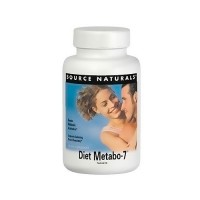 Source Naturals Diet Metabo-7 tablets - 45 ea