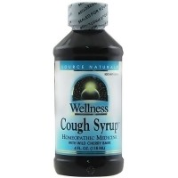 Source Naturals Wellness cough syrup - 4 oz