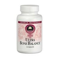Source Naturals Ultra bone balance tablets - 30 ea