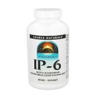 Source Naturals IP-6 inositol hexaphosphate 800 mg tablets - 180 ea
