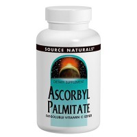 Source Naturals Ascorbyl palmitate fat soluble vitamin C ester tablets - 45 ea