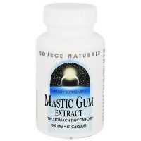 Source Naturals Mastic Gum Extract 500 mg capsules - 60 ea