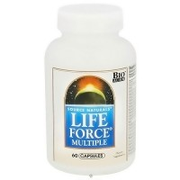 Life force multiple dietary supplement capsules - 60 ea