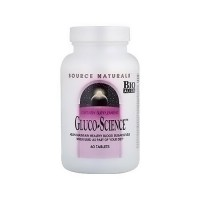 Source Naturals Gluco science tablets - 60 ea