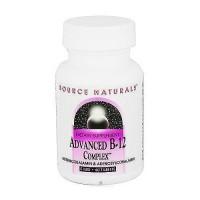 Source naturals advanced B -12 complex tablets, 5 mg - 60 ea