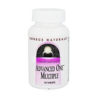 Source Naturals Advanced one multiple tablets - 90 ea