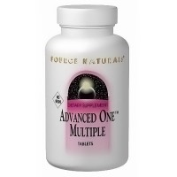 Source Naturals Advanced one multiple no iron tablets - 30 ea
