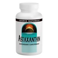 Source Naturals Astaxanthin antioxidant carotenoid 2 mg tablets, 60 ea