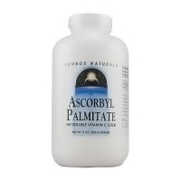 Source Naturals Ascrobyl palmitate 500 mg powder with vitamin C - 8 oz