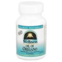 Source Naturals Wellness Oil of Oregano 45mg Capsules - 30 ea
